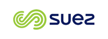 Suez logo before after
